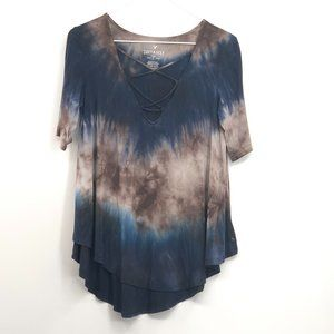 American Eagle Outfitters soft & sexy tie dye top